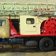 Установка подъемная буровая УПБ-50А фото