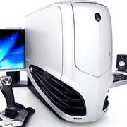 Услуги по установке, пусконаладке и техническому обслуживанию компьютеров и компьютерных фото