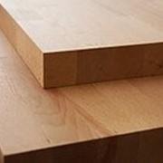 Подоконники деревянные дубовые (из натурального дерева) фото