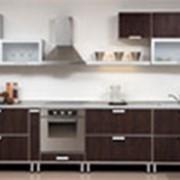 Кухня линейная фото