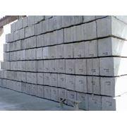 Керамзитобетонные блоки и полублоки фото