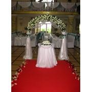 Прокат (аренда) красной ковровой дорожки фото