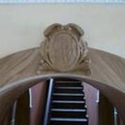 Арки межкомнатные деревянные фото