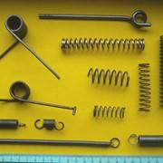 Производство автомобильных пружин сжатия,растяжения,кручения,тарельчатых. фото