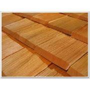 Материалы кровельные деревянные и деревянный гонт фото