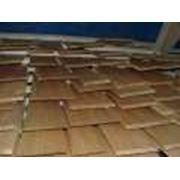 материалы деревянные деревянный гонт