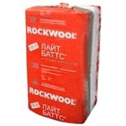 Утеплитель базальтовый ROCKWOOL фото