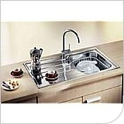 Кухонная мойка Blanco Median 45 S (левая/правая). Арт. 512661, 512660 фото