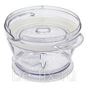 Крышка чаши измельчителя Moulinex SS-989771. Оригинал фото