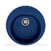 Кухонная мойка GranFest GF-R510 синий фото