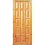 Двери филенчатые из сосны ДО-7 (2070х670) Сорт 1 фото