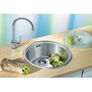 Кухонная мойка Blanco RondoSol-IF. Арт. 514647 фото
