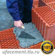 Раствор М-100 цементный фото