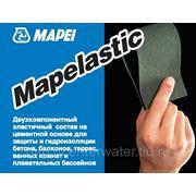 MAPELASTIC ,Эластичный двухкомпонентный цементный строительный раствор для гидроизоляционной защиты бетона, плавательных бассейнов и балконов. фото