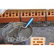 Раствор цементный М75 с ПМД до -15 фото