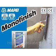 MONOFINISH , однокомпонентный раствор на цементной основе, 22 кг фото