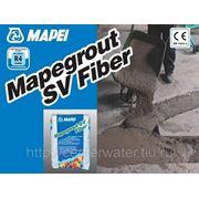 MAPEGROUT SV Fiber , Быстросхватывающийся и быстротвердеющий высокотекучий строительный раствор с контролируемой усадкой, 25 кг фото