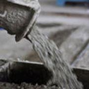 Бетонная смесь на гранитном щебне БСГ В-15 (М 200) П3 фото