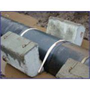 Утяжелители бетонные охватывающие для магистральных трубопроводов УБО УТК УБКм