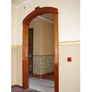 арки деревянные (массив дуба) фото