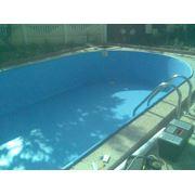 Ремонт бассейнов фото