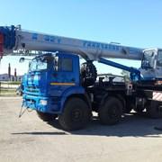 Аренда и услуги автокранов в Тольятти фото