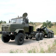 Военная спецтехника КрАЗ-6333 РЕ ТЭМ фото