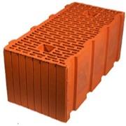 Блок поризованный 14.3НФ, М-100 Гжель фото
