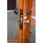 Дверь металлическая, утепленная. фото