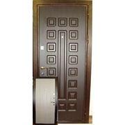 Дверь взломостойкая входная стальная Кондор Х2 фото
