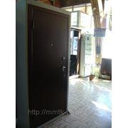Входная металлическая дверь Склад (модель М5 эконом)