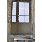 Двери входные декоративные фото