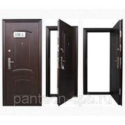 """Стальная дверь """"Броня"""" 158 фото"""