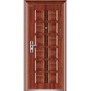 Дверь металлическая 2050х960 (левая) фото