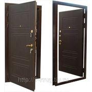 Дверь входная стальная взломостойкая «КОНДОР» Х1 фото