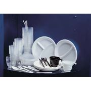 Одноразовая посуда оптом фото