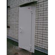 Кострукции защиты проемов, бронедвери, пулестойкие, противовзломные двери, ворота фото