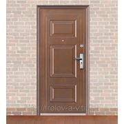 Входные стальные Теплые Двери ТД 70
