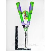 Ножницы кустарные 580 мм., волнистые лезвия фото
