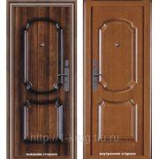 Дверь стальная форпост 11ТС фото