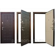 """Стальные двери """"Булат"""" М+5В фото"""