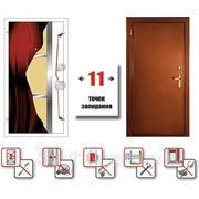 Стальная дверь «Эльбор Стандарт» с установкой и доставкой фото