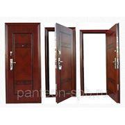 """Стальная дверь """"Броня"""" 107 фото"""