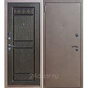 Дверь металлическая Троя Аргентум фотография
