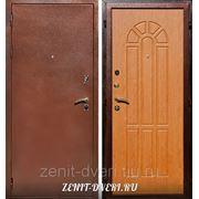 Модель стальной входной двери ЗЕНИТ-2 (СТАНДАРТ) фото