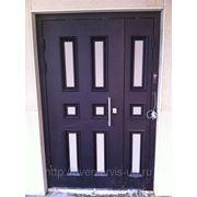 Двустворчатые двери в Сочи фото