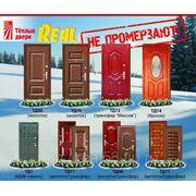 Входные металлические «Теплые двери» от 8400 руб. с установкой фото
