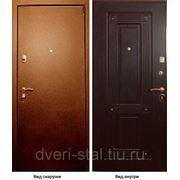 """Стальная дверь ЛЕКС модель """"4"""" фото"""
