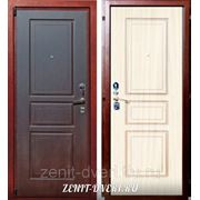 Модель стальной входной двери ЗЕНИТ-4 (УЮТ) фото