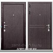 Модель стальной входной двери ЗЕНИТ-9 (ГАРАНТ) фото